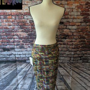 LuLaRoe Unicorn Cassie Pencil Skirt Women's Small